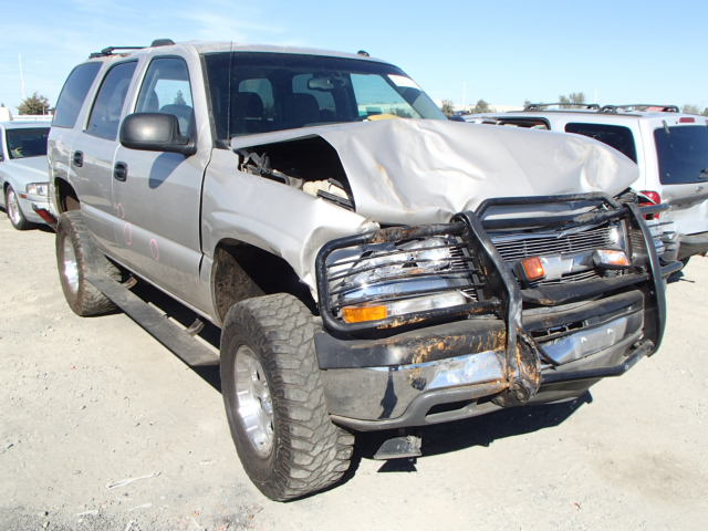 Used Parts 2005 Chevy Tahoe 4x4 5 3l Lm7 V8 Subway Truck