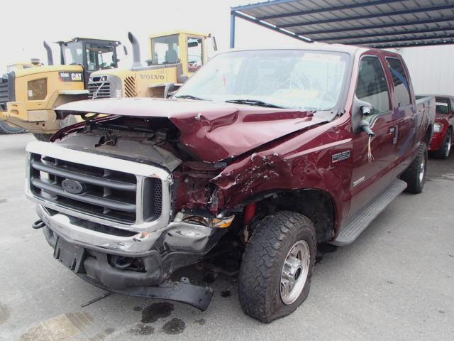 Used Parts 2004 Ford F350 Lariat 6 0l Diesel 6 Speed Manual