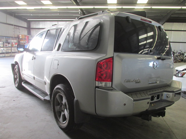 Used 2015 Tahoe >> Used Parts 2007 Nissan Armada 4x4 5.6L V8 5R05A Automatic ...