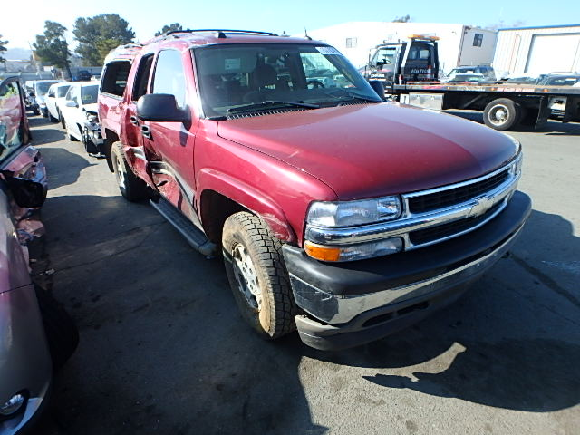 Used Parts 2005 Chevrolet Suburban 4x4 5 3l V8 Complete Engine