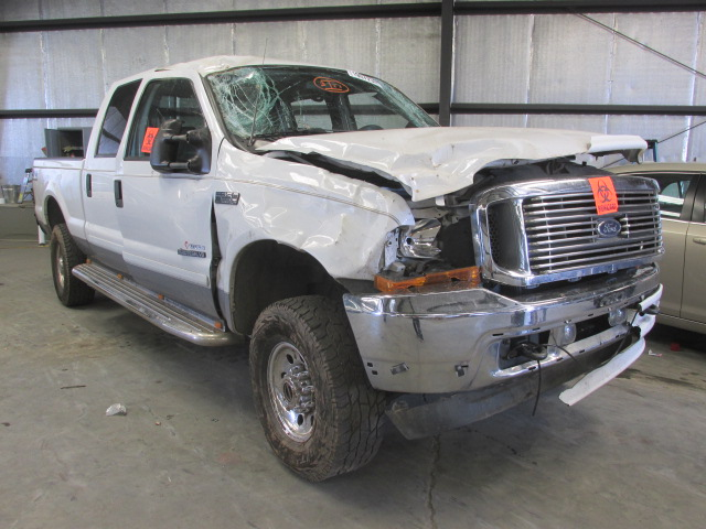 Used Parts 2001 Ford F250 Xlt 4x4 7 3l Powerstroke V8