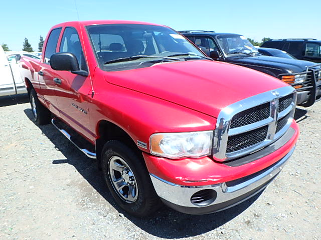 Dodge Ram 1500 4x4 5 7l V8 Hemi 45rfe Automatic Subway