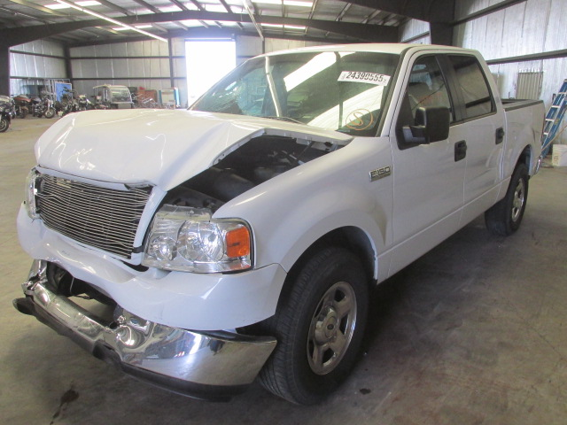 2005 Ford F150 Xlt 2wd 4 6l 4 Speed Automatic Subway