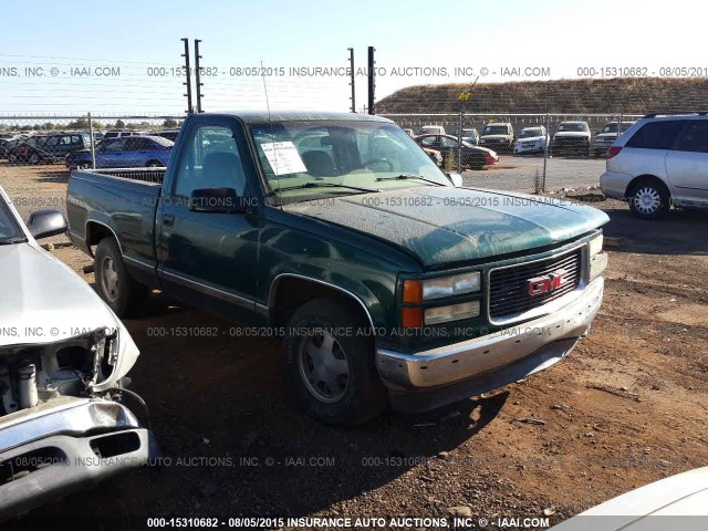 used parts 1997 gmc sierra 1500 5 7l vortec v8 4l60e m30. Black Bedroom Furniture Sets. Home Design Ideas
