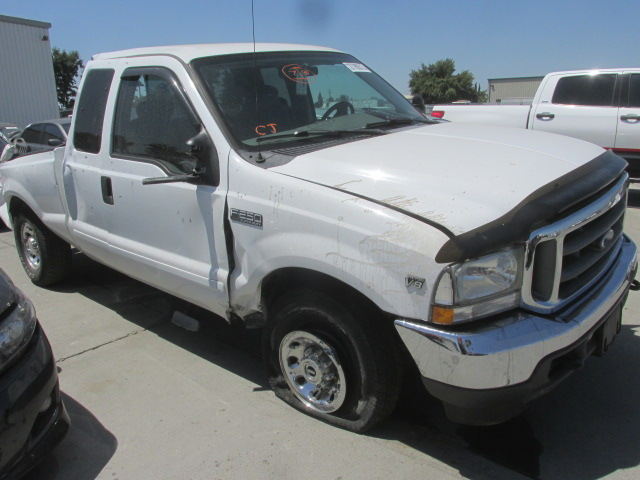 Used Parts 2002 Ford F250 XLT 5 4L V8 Engine 4R100