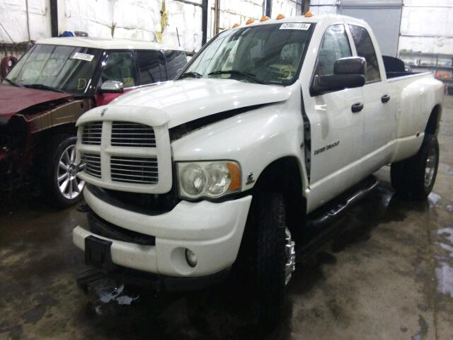 27807735_02X used parts 2003 dodge ram 3500 laramie 4x4 5 9l diesel 2002 Ram 3500 at fashall.co
