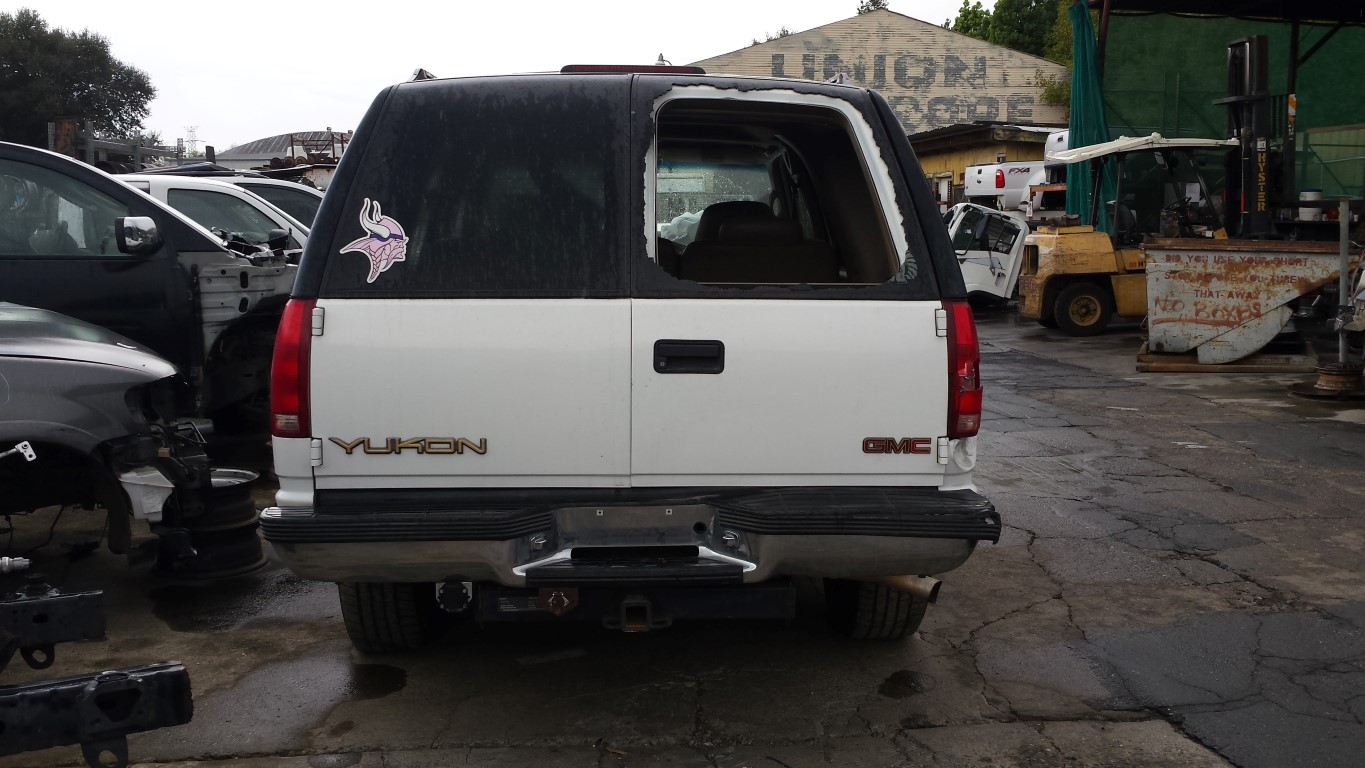 Used Parts 1999 GMC Yukon 4x4 5.7L Vortec V8 | Subway ...