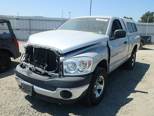 used parts 2007 dodge ram 1500 sxt 3 7l v6 engine subway truck parts inc auto recycling. Black Bedroom Furniture Sets. Home Design Ideas