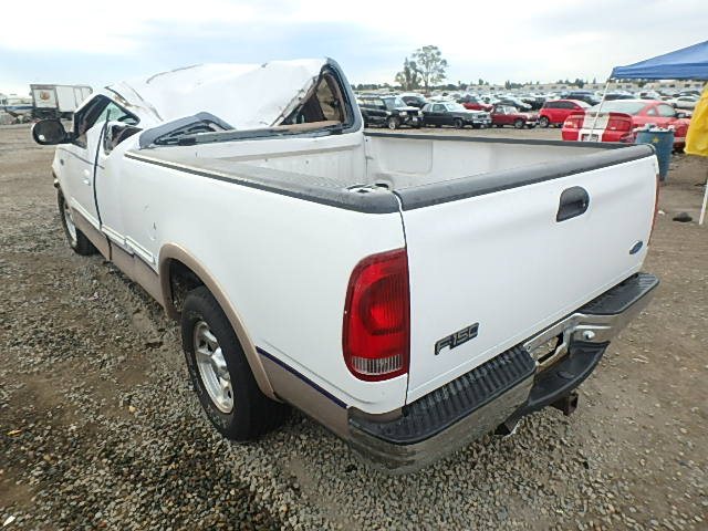 Used Parts 1997 Ford F150 Lariat 4 6l V8 4r70w Automatic