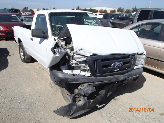 Used Parts 2010 Ford Ranger 2.3L 4-140 Engine 5R553 ...