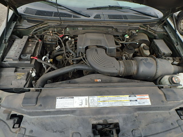 Used Parts 2001 Ford Expedition 5 4l V8 Engine 4r100 Auto