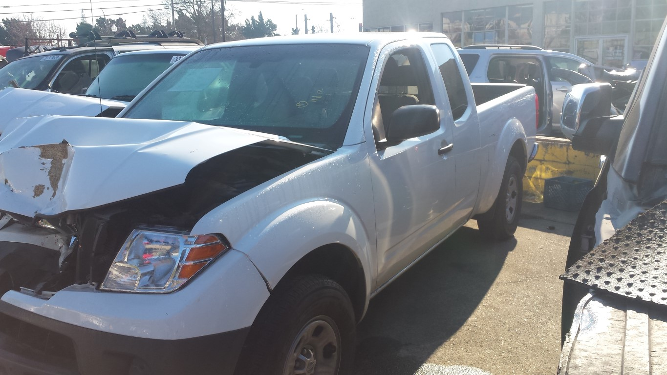 used parts 2013 nissan frontier king cab 2wd 2 5l qr25de engine subway truck parts inc. Black Bedroom Furniture Sets. Home Design Ideas