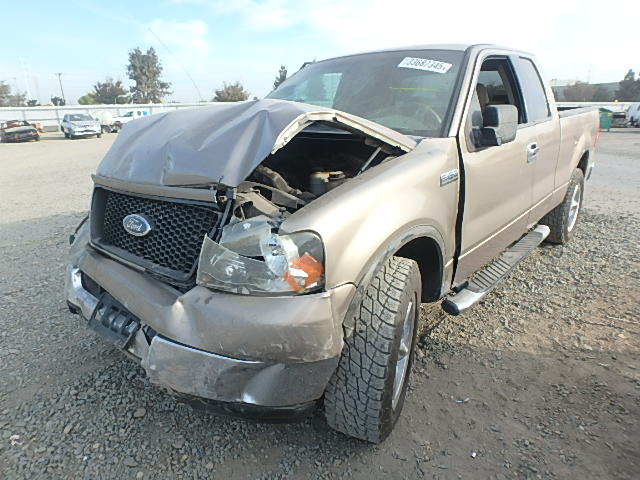 Used parts 2005 ford f150 5 4l v8 engine 4r75w for Motor ford f150 v8