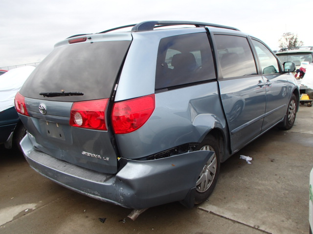 Toyota Dealer Miami >> Used Parts 2008 Toyota Sienna LE 3.5L 2GRFE Engine ...