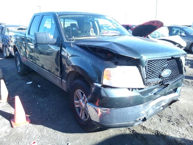 Used Parts 2005 Ford F150 XLT 5.4L V8 Engine 4R70E ...