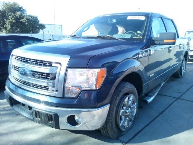 Used Parts 2014 Ford F150 XLT 3 5L Turbo Eco Boost Engine