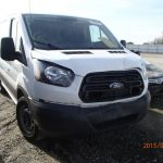 Used Parts 2015 Ford Transit Cargo Van 3.7L 6R80 Automatic