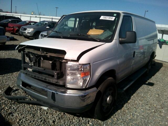 Used Parts 2012 Ford Econoline E250 Cargo Van 46l V8 Subway Truck