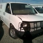 Used Parts 2015 Chevrolet G2500 Express Cargo Van 6.0L L96 Engine
