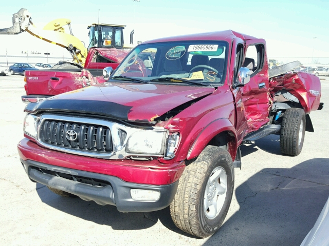 Used parts 2001 toyota tacoma prerunner trd 3 4l v6 engine - 2001 toyota tacoma interior parts ...