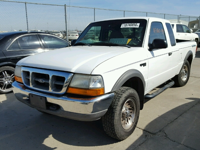 Used Parts 1999 Ford Ranger Xlt 4x4 4 0l V6 Engine