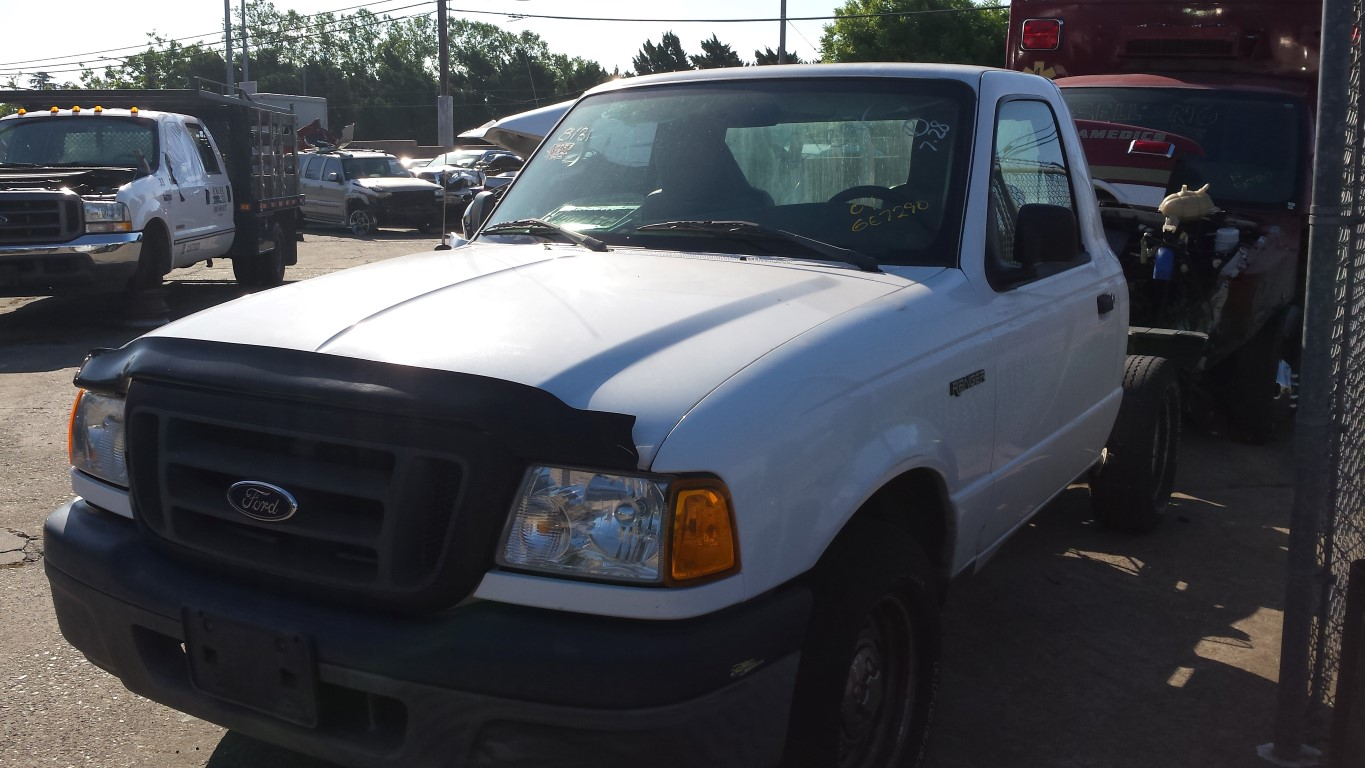 used parts 2004 ford ranger xl 2 3l engine vin d subway truck parts inc auto recycling. Black Bedroom Furniture Sets. Home Design Ideas