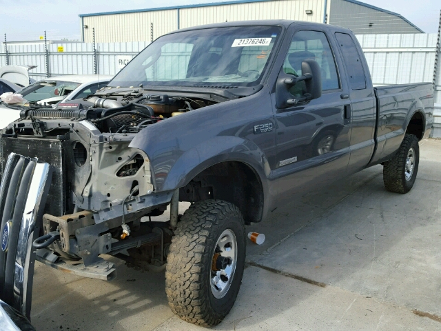 Used Parts 2004 Ford F250 Super Duty 4x4 6.0L V8 Diesel ...