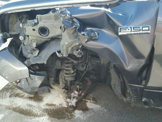 Used Parts 2005 Ford F150 XLT 4x4 5.4L V8 Engine | Subway ...
