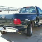 2001 Ford F150 bed