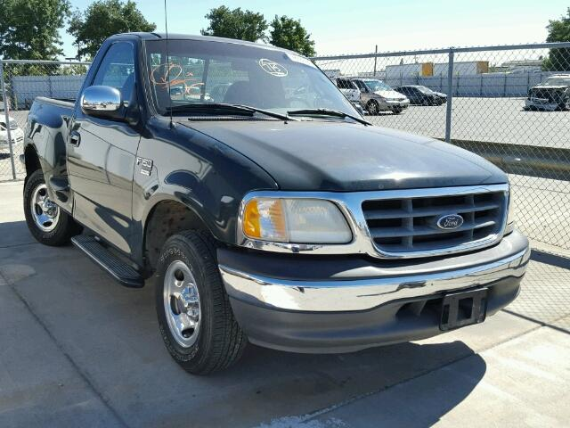 Ford Truck Parts >> Used Parts 2001 Ford F150 Xlt 4 6l V8 4r70w Automatic Subway Truck