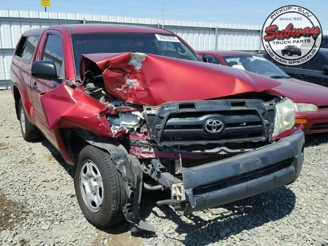 Toyota Pickup Parts >> Used Parts 2008 Toyota Tacoma 2 7l 2trfe Engine Subway