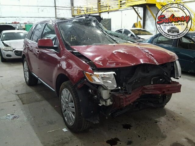 Used Parts  Ford Edge  L Vf Auto