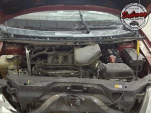 Used 3.5L Ford Edge Engine