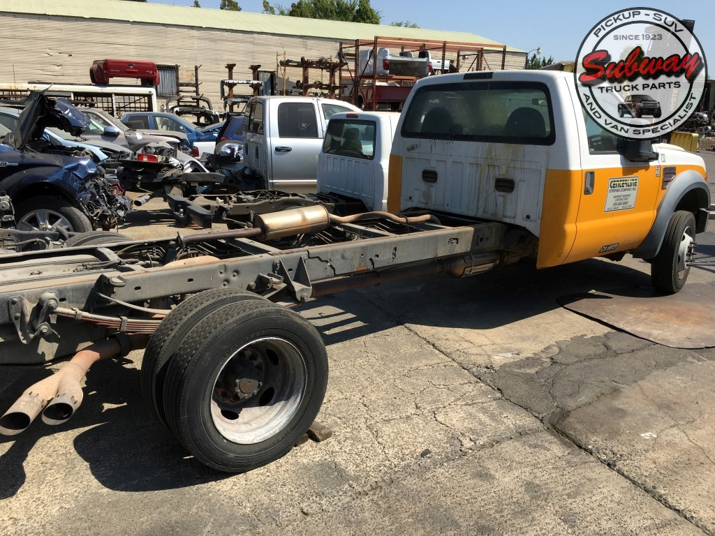 Used parts 2008 ford f450 xl 6 4l v8 diesel engine for Used ford truck motors