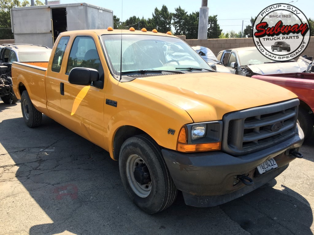 salvage 2001 ford f250 subway truck parts inc auto recycling since 1923. Black Bedroom Furniture Sets. Home Design Ideas