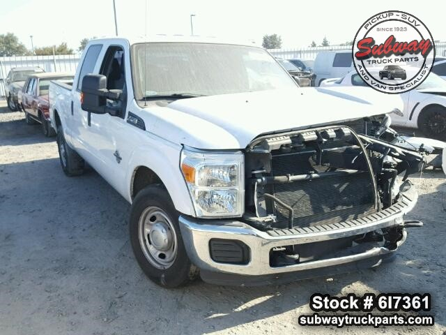 Ford F250 Parts >> Used Parts 2013 Ford F250 Crew Cab 2wd 6 7l Diesel Subway