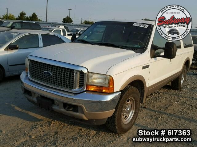 used parts 2001 ford excursion 2wd 6 8l v10 subway truck. Black Bedroom Furniture Sets. Home Design Ideas