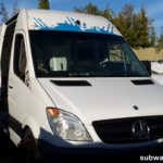 Used Parts 2010 Mercedes Sprinter Van 3.0L Turbo Diesel