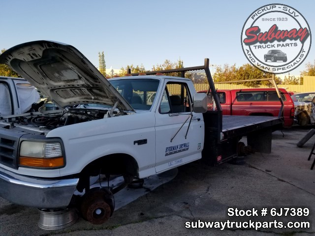 ford truck 1997 parts