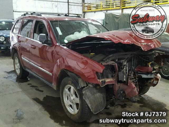 used jeep wj parts