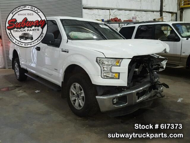 Used Ford Truck Parts : Used parts ford f xl l turbo ecoboost
