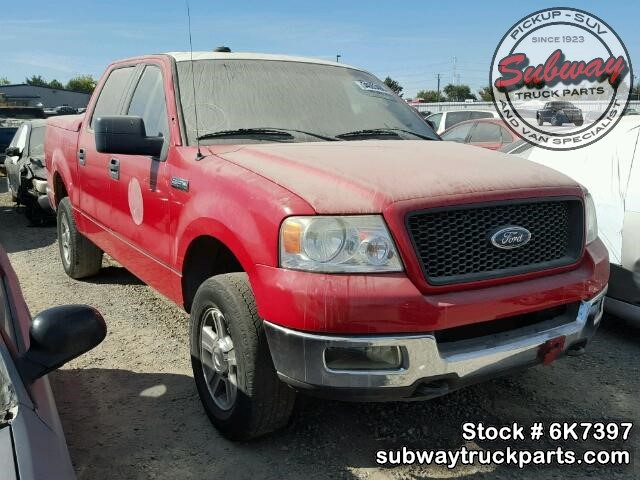 used parts 2005 ford f150 xlt 4x4 5 4l v8 subway truck parts inc auto recycling since 1923. Black Bedroom Furniture Sets. Home Design Ideas