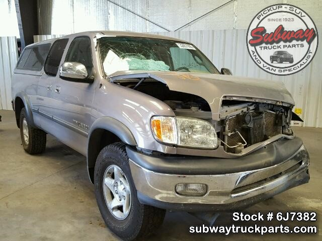 Toyota Used Parts >> Used Parts 2002 Toyota Tundra 4 7l Automatic Subway Truck