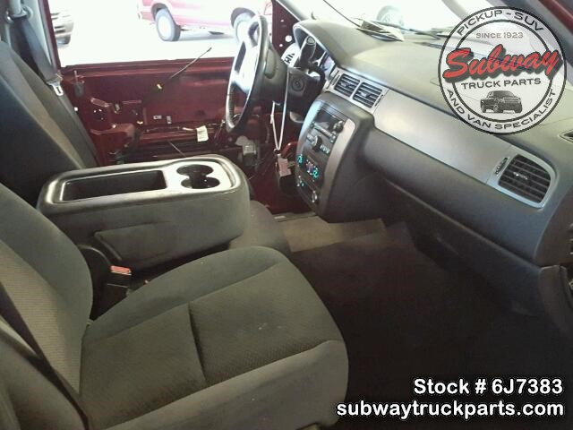 Salvage Parts 2007 Chevy Suburban 1500 | Subway Truck ...