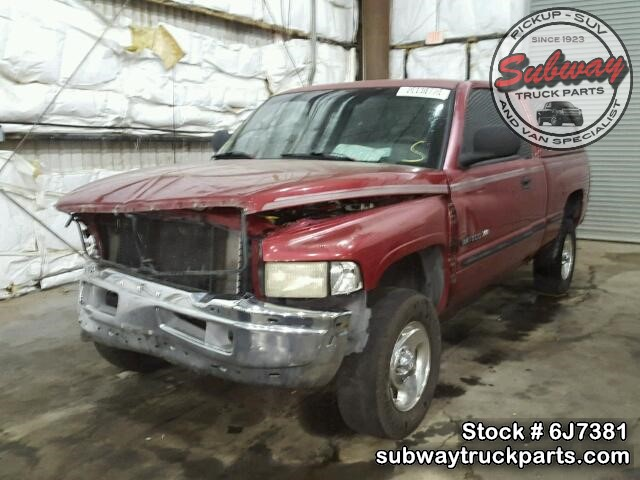 Dodge Truck Salvage Yards >> Salvage Parts 1998 Dodge Ram 1500 Subway Truck Parts Inc Auto