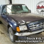 Used 2003 Ford Ranger 3.0L Parts