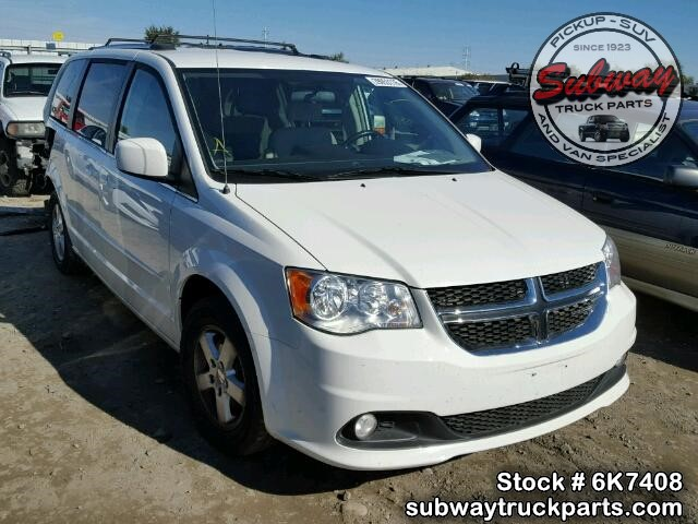 Used Parts 2011 Dodge Grand Caravan Te Auto