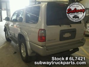 Used 2000 4Runner Parts