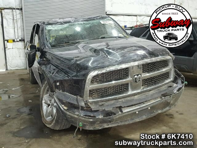 Dodge Truck Parts >> Used Parts 2012 Dodge Ram 1500 Slt 5 7l V8 4x4 Subway Truck Parts