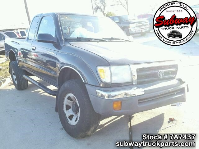 Toyota Pickup Parts >> Used Parts 2000 Toyota Tacoma Sr5 2 7l Subway Truck Parts